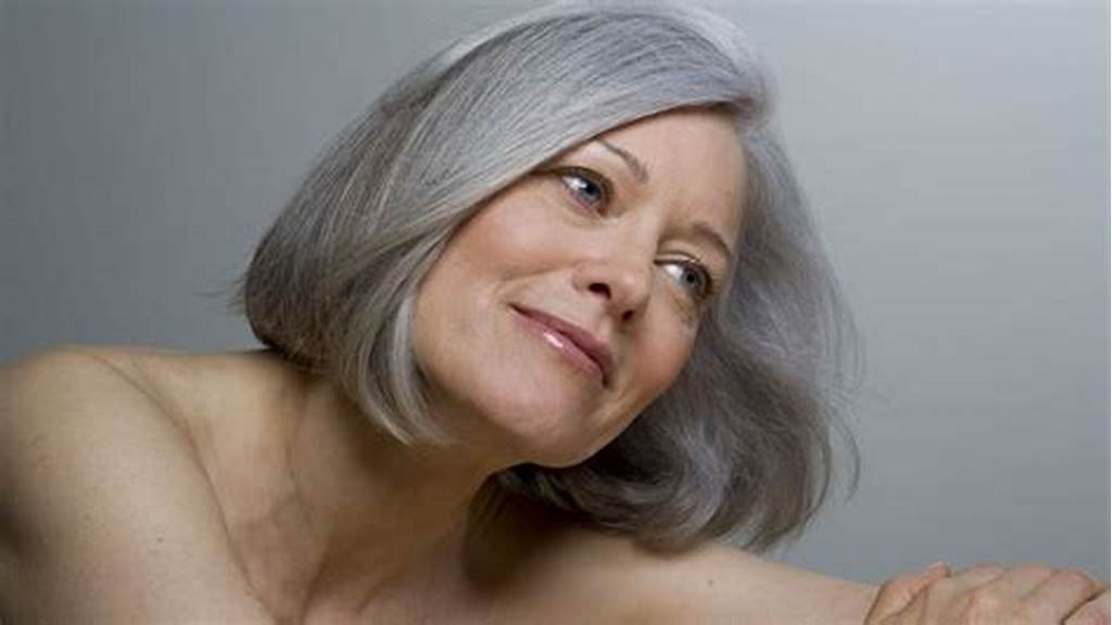 #What #Is #The #Best #Shampoo #For #Grey #Hair #According #To #Women