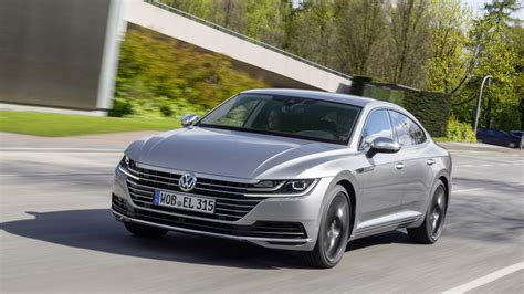 2019 Vw Arteon We Drive The Cc Coupe's Gorgeous Replacement