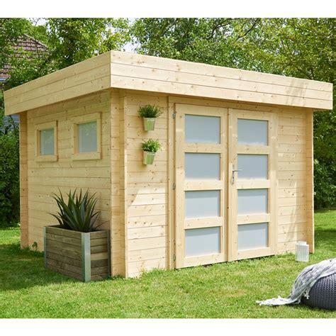 abri de jardin toit plat tole meilleures id 233 es cr 233 atives pour la conception de la maison