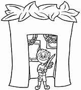 Sukkot Coloring Feast Tabernacles Printable Drawing Torah Preschool Sukkah Jewish Crafts Simchat Familyholiday Activities Template Hashanah Rosh Getdrawings Sheets Holidays sketch template