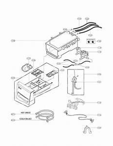 Lg Model Wm8000hva Residential Washers Genuine Parts