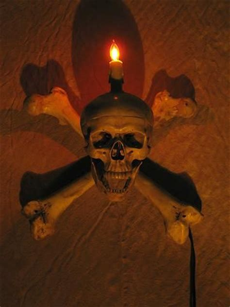 Skull Sconce - 1000 images about skull wall sconce on
