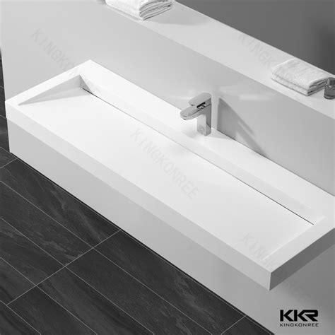 bathroom sink square solid surface corner bathroom sink narrow wash sink