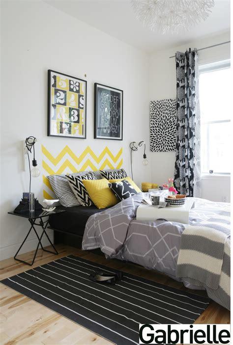 chambre jaune beautiful deco chambre jaune et blanc images design