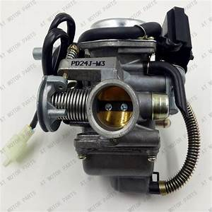 Keihin Cvk Carburetor Carb Gy6 125cc 150cc Scooter Moped