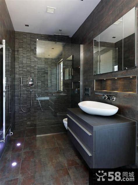 tiled bathrooms ideas 平方米卫生间装修 装修图库