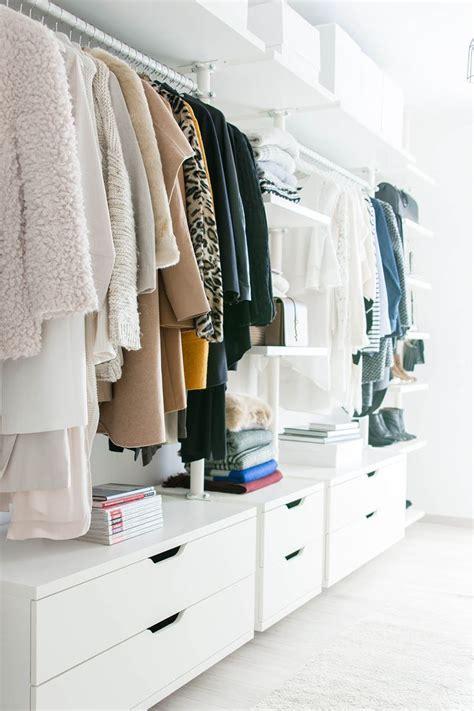 Ankleidezimmer Ideen Ikea by Die Besten 25 Begehbarer Kleiderschrank Ikea Ideen Auf