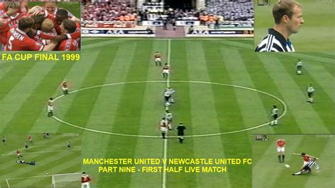 MANCHESTER UNITED FC V NEWCASTLE UNITED FC-FA CUP FINAL ...