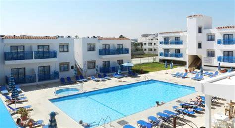 Evabelle Napa Hotel Apartments - Ayia Napa, Larnaca