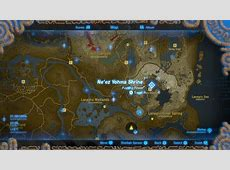 The Legend of Zelda Breath of the Wild Guide From the