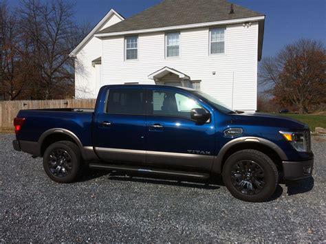 nissan platinum truck nissan s titan platinum a more luxurious light duty pickup