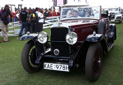 Africa Concours D' Elegance