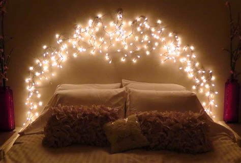 Stunning Decoration Of Twinkle Lights In Bedroom Atzinecom