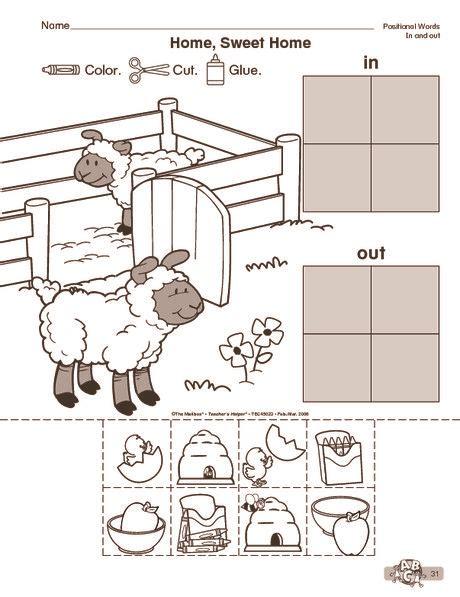 152 best begrippen kleuters concepts preschool images on 156 | 11fc11fb1a19b9da28887bd3ba38850f kindergarten worksheets the mailbox
