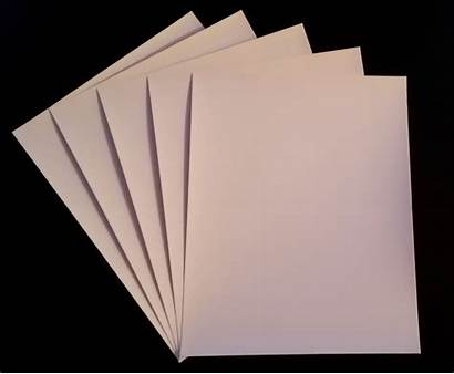 Paper Canvas Fine Glossy Sheets Box 16mil