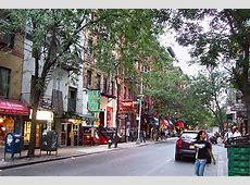 Greenwich Village New York City Neighborhood NYC