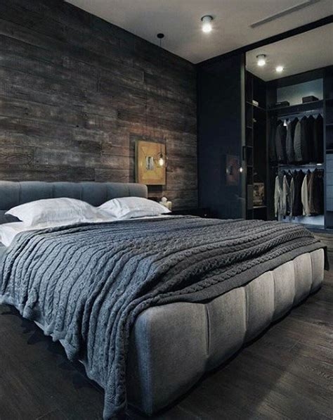 80 bachelor pad men s bedroom ideas manly interior design
