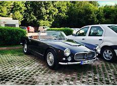 1960 Maserati 3500 GT Spyder old cars, what else