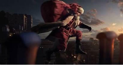 Chronicles Christmas Wallpapers 4k Santa Claus Movies