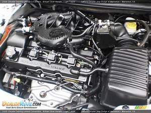 2005 Chrysler Sebring Limited Convertible 2 7 Liter Dohc 24 Valve V6 Engine Photo  12