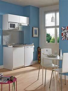 Kitchenette Pour Studio Ikea : ultra fonctionnelle cette kitchenette est id ale pour un ~ Dailycaller-alerts.com Idées de Décoration