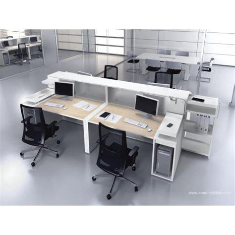 fabricant canape italien bureau opératif droit logic bois naturel et blanc