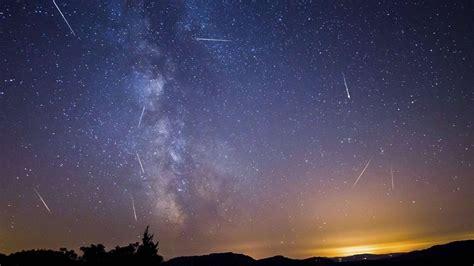Wenn sie noch ein paar wünsche offen haben: Sternschnuppen August: Woher die Perseiden kommen ...