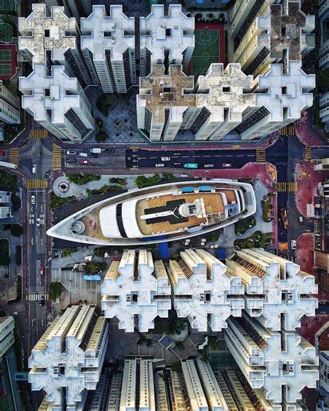 aerial magic  drone photography giving  birds eye views  cities