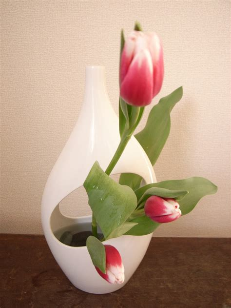 incorporate tulips   spring decor  ideas