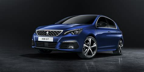 peugeot   gti fully revealed   images