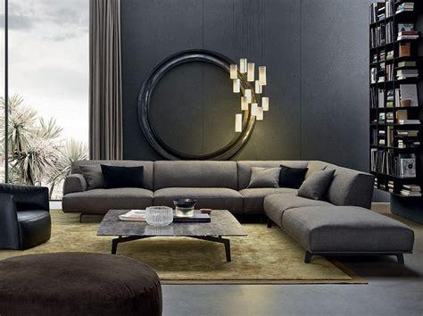 navone canape sofa in grau 50 wohnzimmer mit designer