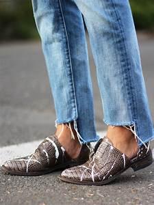 DIY Paint Splattered Shoes With FREDA SALVADOR u2013 Honestly WTF