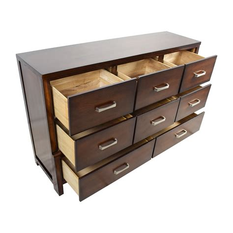 Dresser Shopping by 67 Solid Wood 8 Drawer Dresser Storage