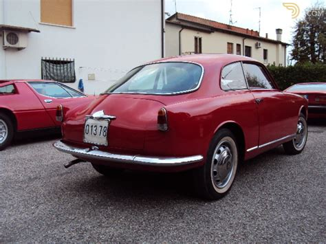 Alfa Romeo Giulietta Sprint For Sale by Classic 1956 Alfa Romeo Giulietta Sprint 1300 For Sale