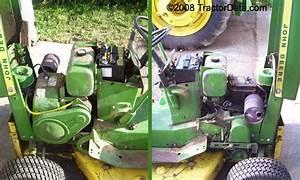 Tractordata Com John Deere 110 Tractor Engine Information