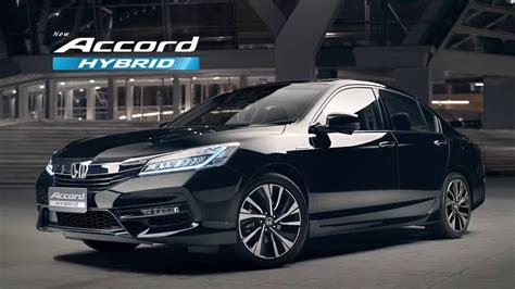 honda  accord hybrid tvc thailand