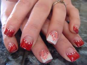 Cute acrylic french tip nail designs viewing gallery