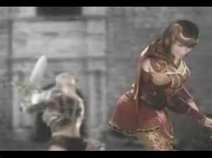 Tekken 5-Anna Ending - YouTube