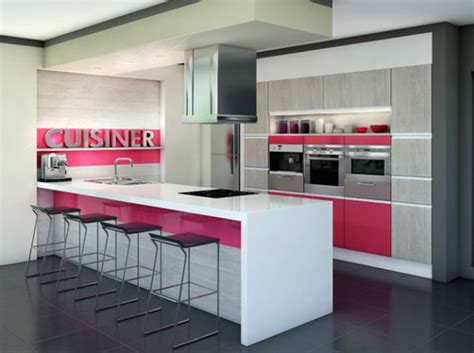 cuisine originale 15 original kitchen with pop colors decorazilla design
