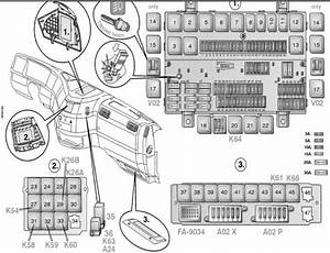 2000 Volvo Truck Fuse Box Diagram