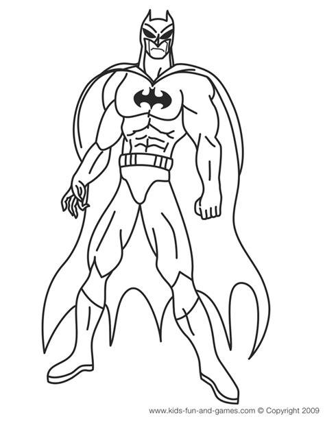 batman coloring pages coloring home