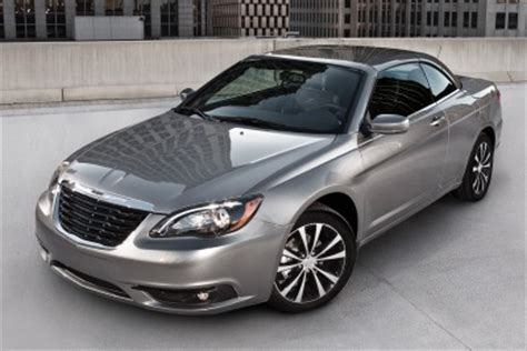 Gas Mileage Chrysler 200 by Used 2012 Chrysler 200 Mpg Gas Mileage Data Edmunds