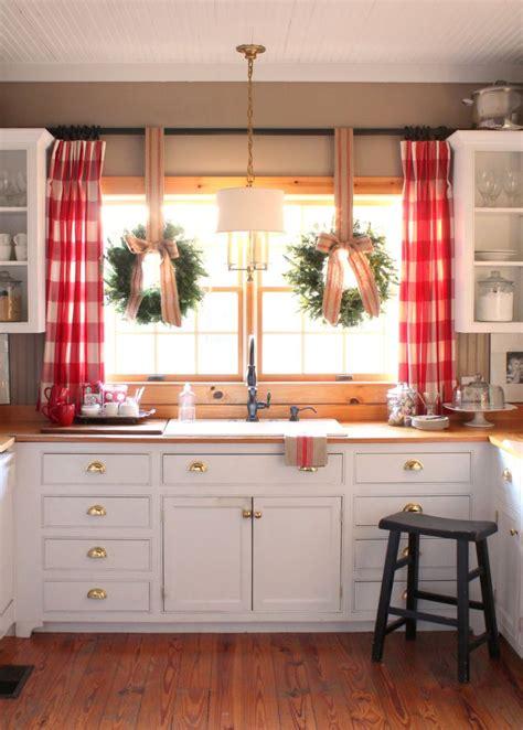 kitchen window decor ideas 40 elements to utilize when creating a farmhouse kitchen