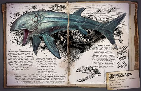 The problem is that, although leedsichthys is known from dozens of fossil remains from around the world and weights of over 50 tons. Leedsichthys_Dossier.jpg (2048×1325) | 恐竜, 動物, ファンタジー