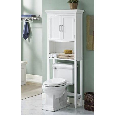 walmart bathroom cabinets wyndenhall white bathroom space saver cabinet