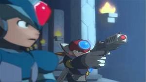 Megaman X8 Lumine Cutscene 2 - YouTube