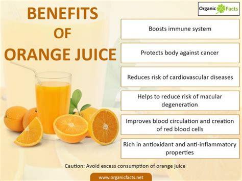 Top 7 Impressive Benefits Of Orange Juice