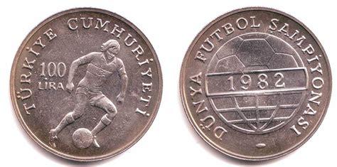 Supercup livescore, tabellen und ergebnisse werden in echtzeit aktualisiert. 100 Lira 1982 Türkei Fußball WM 1982 in Spanien - Spieler ...