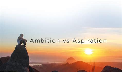 Ambition vs Aspiration - Heartfulness Webinar