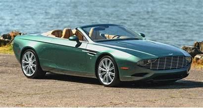 Aston Martin Zagato Db9 Centennial Spyder Supercars